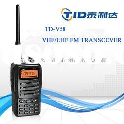 walkie talkie kids , hands free walkie talkie TD-V58