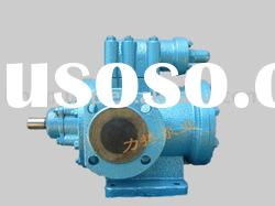 wastewater screw pumps high volume low pressure mini screw pump 3G Series The Three Screw Pump