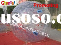 zorbing ball/Zorb Ball/inflatable roller ball--Promoting