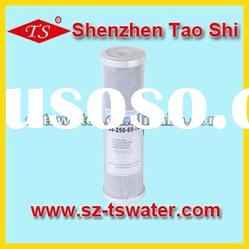 10 inch cartridge filter / activated carbon block filter cartridge /CTO