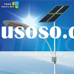 12V wind solar led street lights