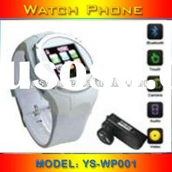 2012 Fashionable Watch and Cell Phone Camera with FM Radio