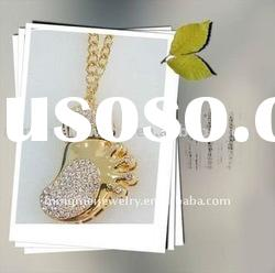 2012 Hot Promotion Gift Jewelry usb flash memory