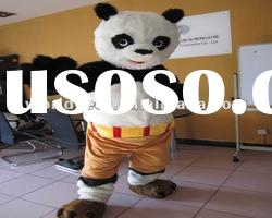 2012 hot sale Popular mascot costumes/movie cartoon costume Kungfu panda