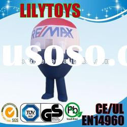 2012 new design inflatable Balloons/print logo for advertising balloon/outdoor product