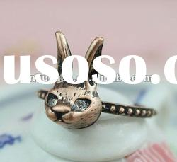 2012 new fashion alloy finger rings jewellery