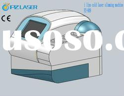 2012 newest and advanced cold laser slimming machine for sale