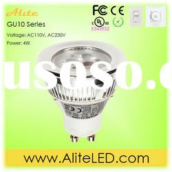 4x1 lamp mr16 low energy led bulb creeGU10 spot light