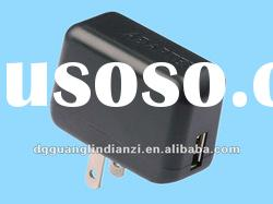 5v 0.5a portable usb power adapter for electronic products with UL BSMI CE LVD approve