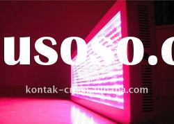 600W LED Hydroponic Plant Grow Light Panel 3W Chip Lamp RGB 660nm Violet & IR Optional