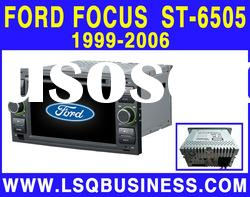 6.5 inch Ford Focus Car DVD Player with GPS Navigation! super new year gift!