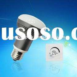 7w cree dimmable led light bulb