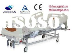 ABS Handrails 2-crank Manual Hospital Care Bed