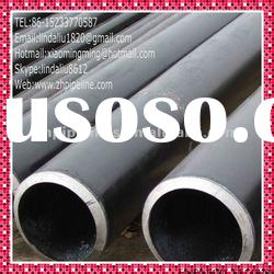 API 5L/ASTM A106 SCH40 seamless carbon steel pipe.