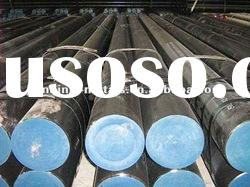 ASTM A106 Gr.B hot rolled seamless steel tube(factory)