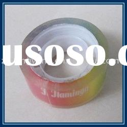BOPP Adhesive transparent school sticky tape