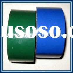 Colored adhesive bopp packing tape