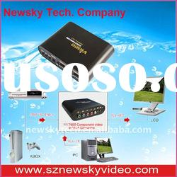 Component Video to VGA Converter--NS7600