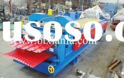 Double Layer glazed Tile roll forming machine XF26/18