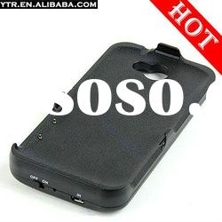 External Battery Case 3500 mAh Backup Battery Rechargeable Cover for HTC ONE X S720E New