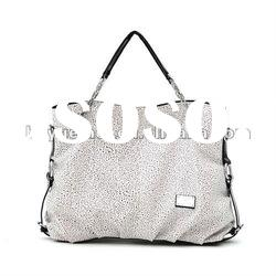 Fashion Designer Lady PU Handbag Tote Bag