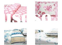 Flannel home and hotel bedding set