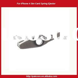 For iPhone 4 Sim Card Metal Spring