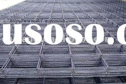 Galvanized wire mesh 50X200mm;hot dipped galvanized welded mesh panel
