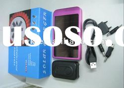 Good Quality Hotsale Cell Phones Solar Battery Chargers for Cell Phones