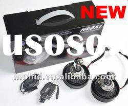 HOT!!! H4 bixenon all in one hid kit AC 35W high quality