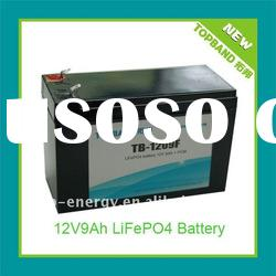 High Quality Best Price 12V Motorcycle Battery Pack with BMS Protection
