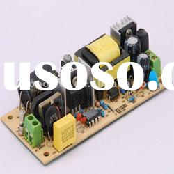 High efficiency dc led power supply of long lifespan