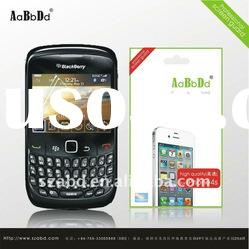 High quality clear screen protector for Blackberry 9000