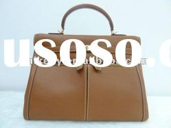 High quality designer leather handbag bag 2012