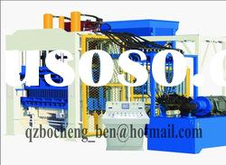 Hot!!!QT12-15 brick making machine block making machine