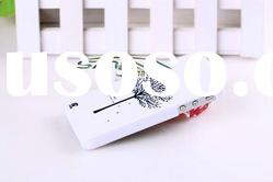 Hot Sale New Year Tree hard plastic case for iphone 4 4G 4S