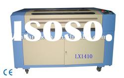 LX1410 plywood and acrylic laser cutting machine