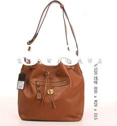 Ladies fashion italian leather handbag bag discount 2012