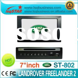 Landrover freelander 2 Car DVD Player with GPS Navigation system! hot selling!