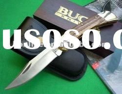 Multi-functional buck folding knife/folding pocket knife/camping knife