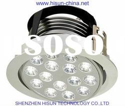 New 15W Cree Led Recessed Downlight(Warm white)