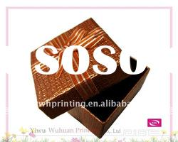 New Design Paper Delicate Gift Packaging Chocolate Box