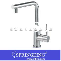 New Sturcture 304 stainless steel Pull-out Kitchen Faucet