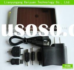 New arrival ! Energy Save, Power battery of 2600mAh solar mobilephone charger