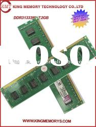 Original brand new ddr3 memory ram 1333mhz 2gb