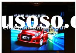 P8.75 Indoor Full-color Flexible Media LED Video Screen for Advertising