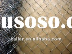 PVC Coated Chain Link Wire Mesh 5*5 (fence) Factory