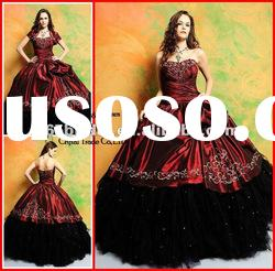 PYN2160 2012 Glamorous Strapless Ball Gown prom quinceanera dresses