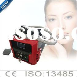 Professional Aesthetic Q Switch ND YAG Laser Equipment for tattoo Removal Machine(CE/ISO13485)