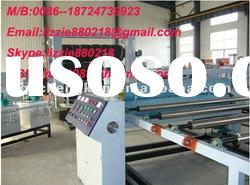 Professional!PMMA plastic sheet extruder machine/sheet extrusion